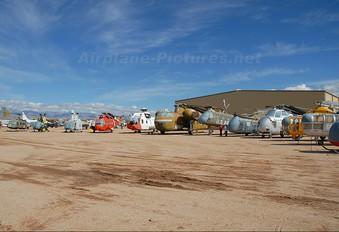 58-1005 - USA - Army Sikorsky CH-37B Mojave