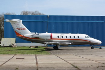 PH-MYX - Solid Air Cessna 650 Citation VII