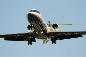 M-GLRS - Private Learjet 45