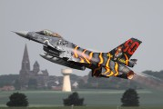 FA-87 - Belgium - Air Force General Dynamics F-16A Fighting Falcon aircraft