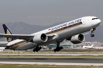 9V-SWT - Singapore Airlines Boeing 777-300ER