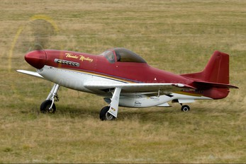 ZK-TMG - Private Papa 51 Thunder Mustang