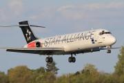 SE-DIB - SAS - Scandinavian Airlines McDonnell Douglas MD-87 aircraft