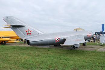401 - Hungary - Air Force Mikoyan-Gurevich MiG-17PF