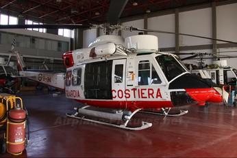MM81385 - Italy - Vigili del Fuoco Agusta / Agusta-Bell AB 412