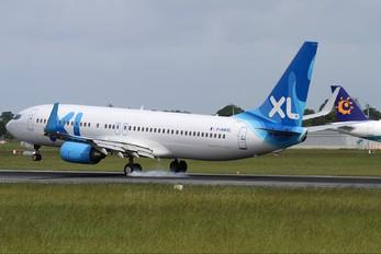 F-HAXL - XL Airways France Boeing 737-800
