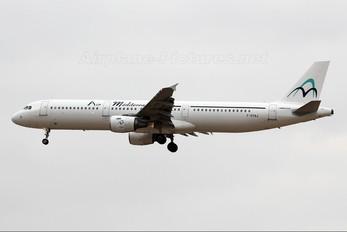 F-GYAJ - Air Mediterranee Airbus A321