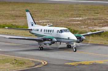 VP-LNB - VI Air Link Beechcraft 100 King Air