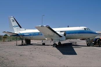 N4NA - NASA Grumman G-159 Gulfstream I