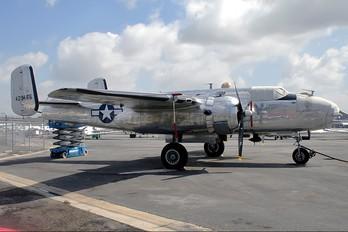 N25GL - Private North American TB-25N Mitchell