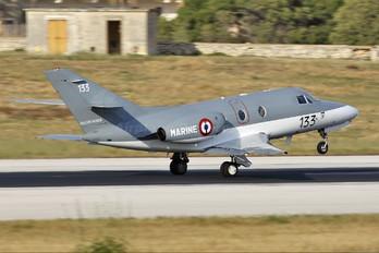 133 - France - Navy Dassault Falcon 10MER