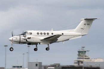 84-0160 - USA - Air Force Beechcraft C-12F Huron