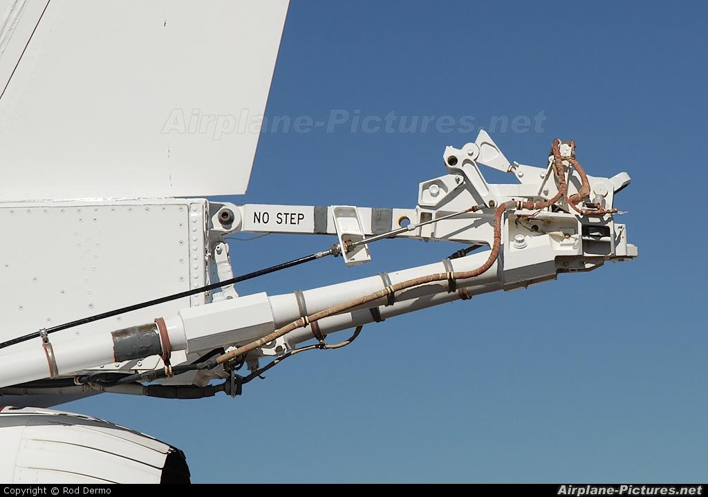 NASA 049 aircraft at Edwards - AFB