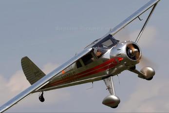 N399LS - Private Luscombe Silvaire Phantom II