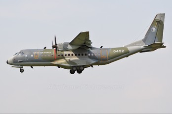 0452 - Czech - Air Force Casa C-295M