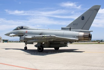 MM7031 - Italy - Air Force Eurofighter Typhoon S