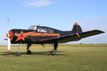 RA-3628K - Private Yakovlev Yak-18T