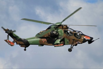 2021 - France - Army Eurocopter EC665 Tiger HAP