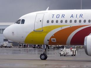 LZ-BHB - Tor Air Airbus A320