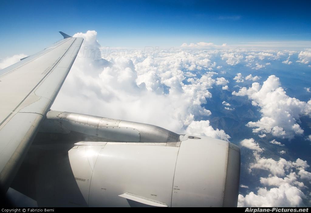 Eurofly I-EEZH aircraft at In Flight - Spain