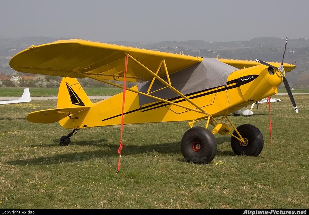 Private I-A247 aircraft at Verona - Boscomantico