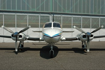 SP-FNV - Private Cessna 421 Golden Eagle