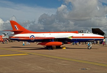 XE601 - Royal Air Force: Empire Test Pilots School Hawker Hunter FGA.9