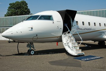 C-FUQY - Bombardier Canadair CL-600 Challenger 850