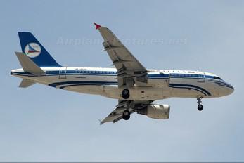 4K-AZ05 - Azerbaijan Airlines Airbus A319
