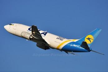 UR-FAA - Ukraine International Airlines Boeing 737-300F