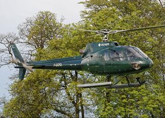 F-GCFQ - Ixair Aerospatiale AS350 Ecureuil / Squirrel