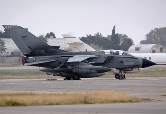 ZD707 - Royal Air Force Panavia Tornado GR.4 / 4A
