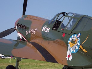 NX1231N - Private Curtiss P-40M Warhawk