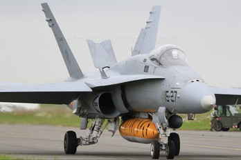 C.15-40 - Spain - Air Force McDonnell Douglas EF-18A Hornet
