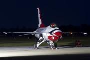 92-3908 - USA - Air Force : Thunderbirds General Dynamics F-16C Fighting Falcon aircraft