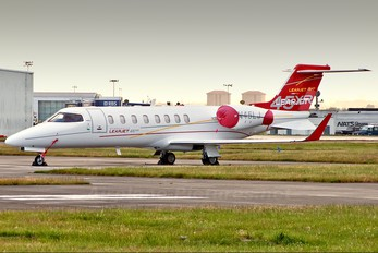 N45LJ - Private Learjet 45XR