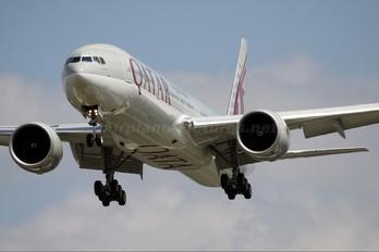 A7-BAL - Qatar Airways Boeing 777-300ER