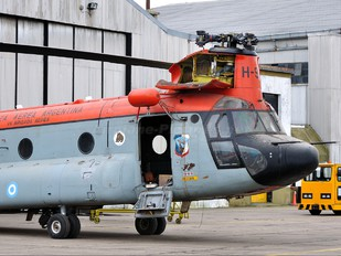 H-93 - Argentina - Air Force Boeing CH-47C Chinook