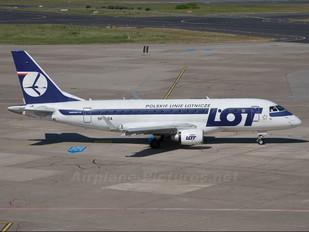SP-LDA - LOT - Polish Airlines Embraer ERJ-170 (170-100)