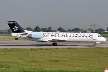 OE-LVG - Austrian Airlines/Arrows/Tyrolean Fokker 100