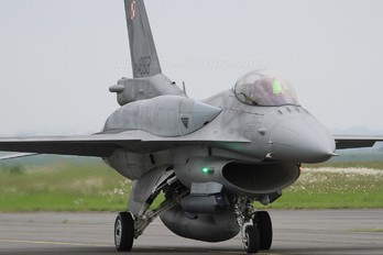 4055 - Poland - Air Force Lockheed Martin F-16C Jastrząb