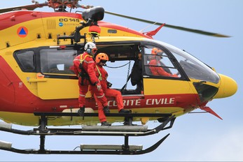 F-ZBPL - France - Sécurité Civile Eurocopter EC145