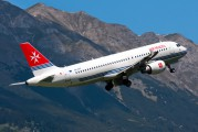 9H-AEF - Air Malta Airbus A320 aircraft