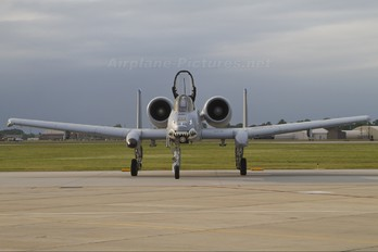 81-0967 - USA - Air Force Fairchild A-10 Thunderbolt II (all models)