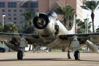 N91945 - Private Douglas A-1 Skyraider