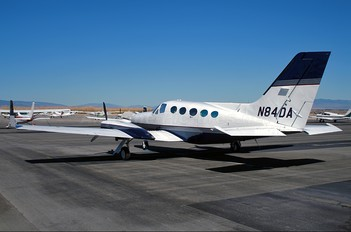N84DA - Private Cessna 414