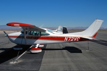 N72VC - Private Cessna 182 Skylane (all models except RG)
