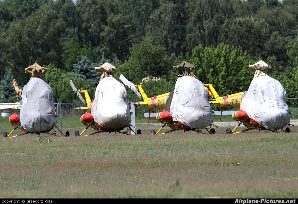 Polish Medical Air Rescue - Lotnicze Pogotowie Ratunkowe SP-SXG aircraft at Warsaw - Babice