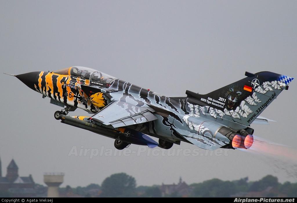 Germany - Air Force 46+33 aircraft at Cambrai - Epinoy
