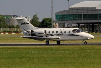 OK-RHM - Private Hawker Beechcraft 400A Beechjet